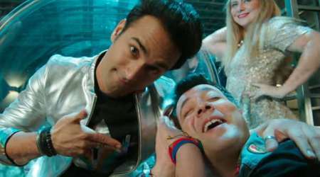 Watch Fukrey Returns song Mehbooba: Choocha, Hunny, Lali and Zafar celebrate as Bholi Punjaban is injail