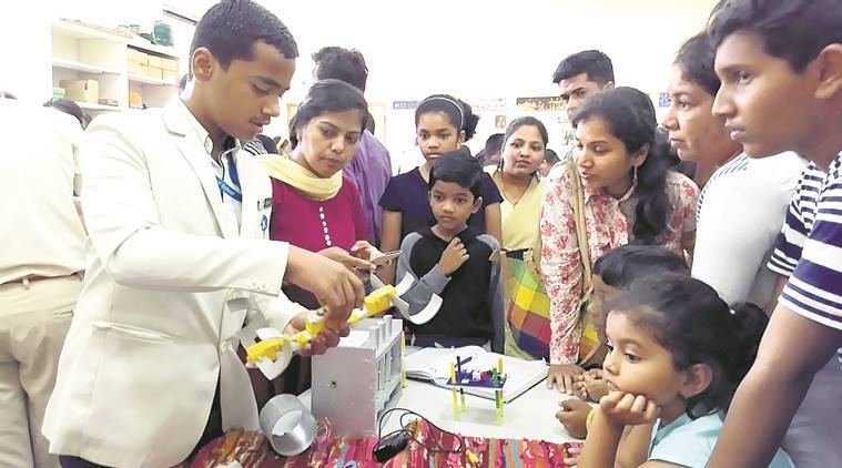 Science exhibition to mark Children's Day