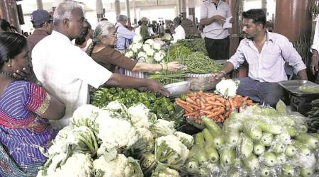 Prices of vegetables soar, traders say unseasonal rain has hit produce
