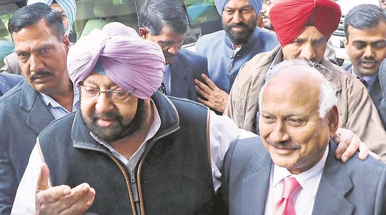 Amarinder Singh calls for an end to 'growing culture of religious intolerance'