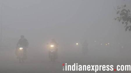 Dense fog, intense cold slow down life in Punjab and Haryana