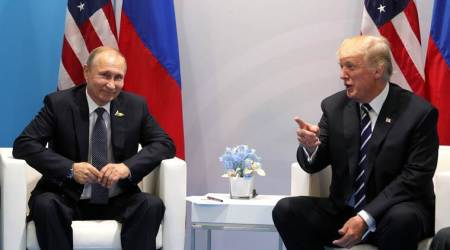 Trump: Putin told me 'he didn't meddle' in USelection