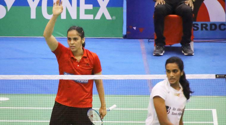 Saina Nehwal advances, Kashyap ousted