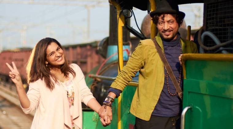 qarib qarib singlle, qarib qarib single, irrfan khan, parvathy, qarib qarib single photos