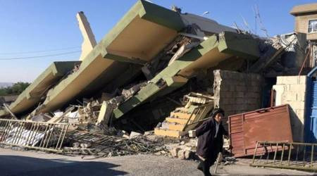 Scientists predict surge in high-magnitude earthquakes in 2018 as earth rotationslows