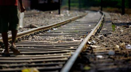 Mishap averted after guard detects crack on Odisha rail track