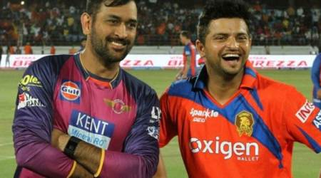 MS Dhoni gets angry a lot but only when camera is not there, reveals Suresh Raina