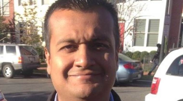 Raj Shah becomes first Indian-American to hold press gaggle
