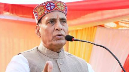 Rajnath to visit Russia for 3 days next week
