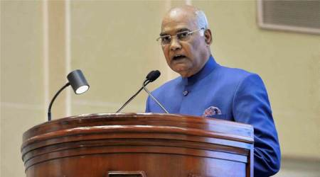 President Ram Nath Kovind flags off North East Development Summit in Manipur