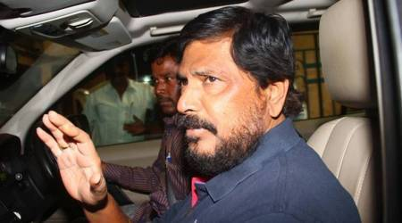 If one tries to change Constitution, we will change him: Ramdas Athawale