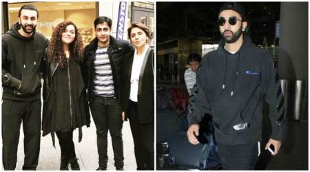 Photos: Ranbir Kapoor celebrated his 10 years in Bollywood with mother Neetu Kapoor in Berlin