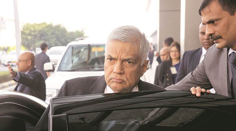 Sri Lanka PM, Modi, Ranil Wickremesinghe