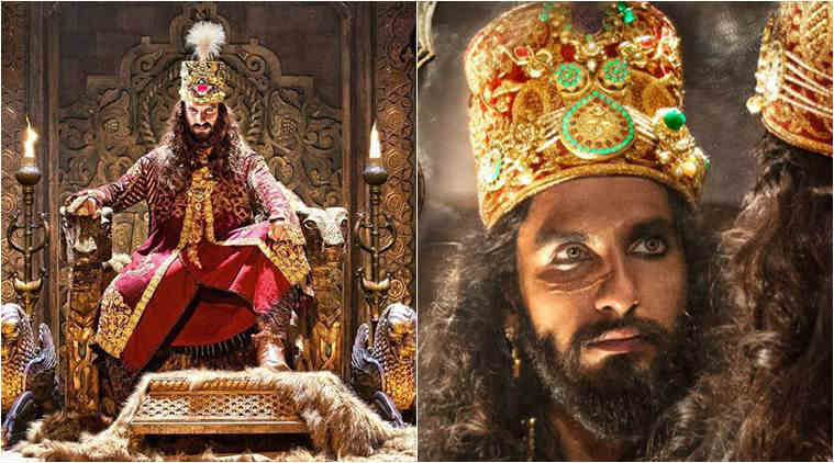 ranveer 759 1 - Five Objections Against Padmavati Movie That Are Baseless Allegations