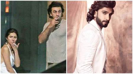 Here's what Ranveer Singh has to say about Ranbir Kapoor-Mahira Khan's viral photos