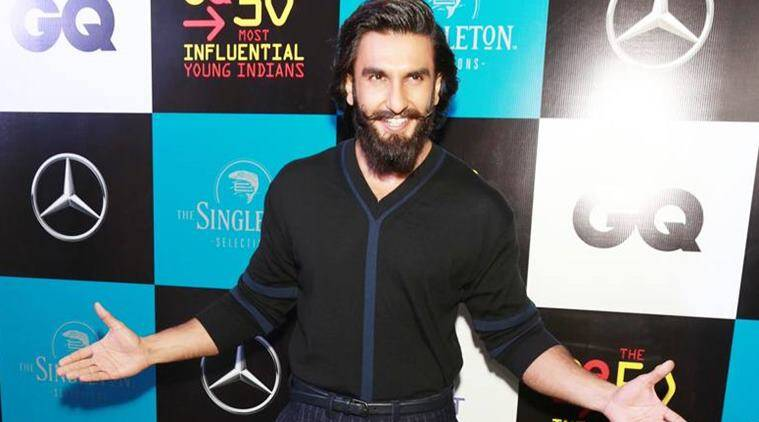 Padmavati starring Ranveer Singh again grabs new look with his older haircut