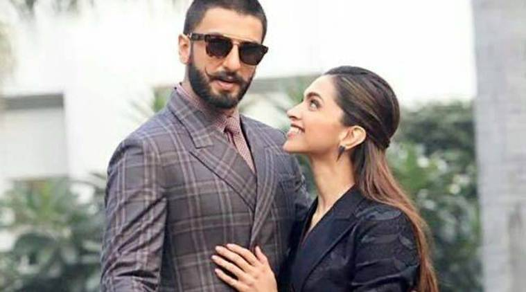 ranveer singh message for deepika padukone