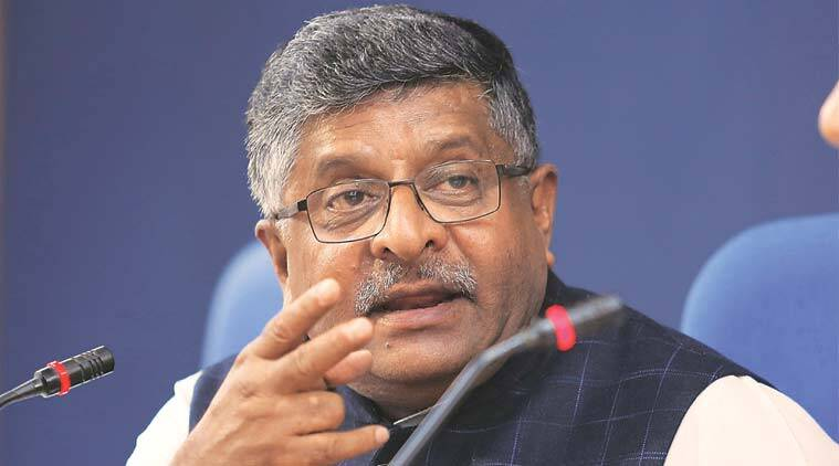 Ravi shankar Prasad interview on completion of four years of Modi govt