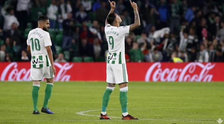 Real Betis Table