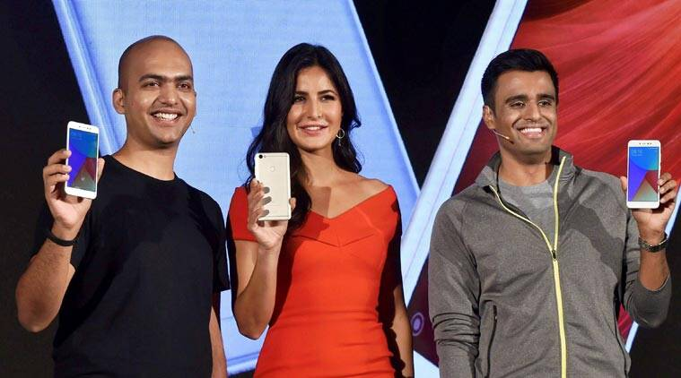 Xiaomi, Samsung share top spot in Indian smartphone market