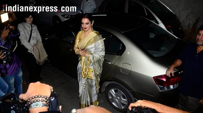 Rekha Tumhari Sulu screening