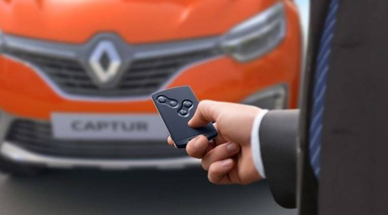 Renault, Renault captur, Renault new car, Captur, Captur price, Captur specifications, Auto news, Indian Express