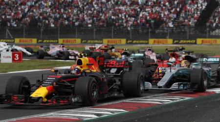 Daniel Ricciardo and Toro Rosso drivers facing grid drops
