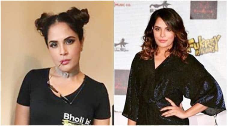 Fukrey Returns promotions: Richa Chadda shows us different ways to wear black