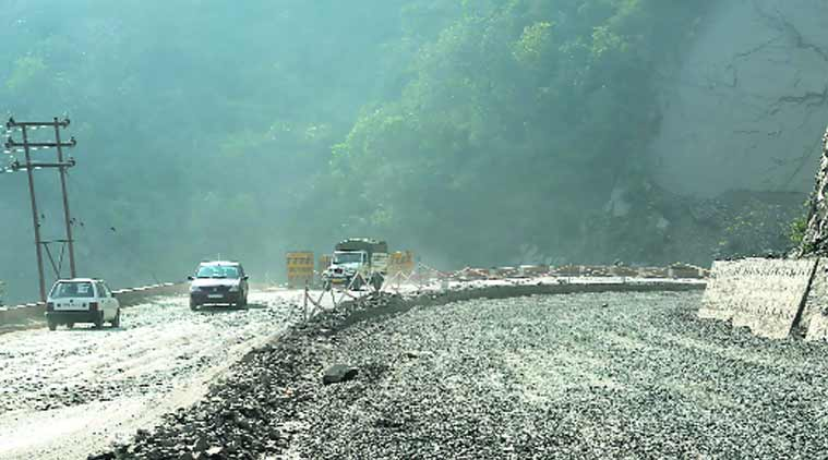 Infrastructure projects, land compensation, land for Infrastructure projects, new highways, new airports, nitin gadkari, highway upgradation, airport expansion projects, Land Acquisition, indian express