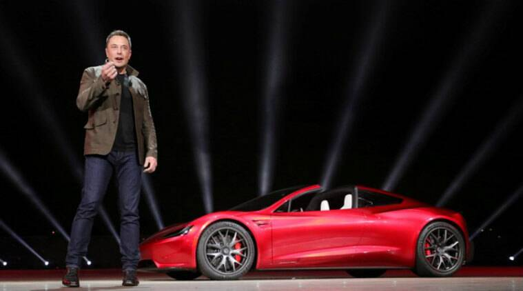 A new $200,000 Tesla Roadster just overwhelmed interest in the Semi electrictruck