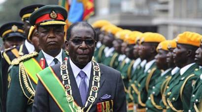 From hero to villain, Robert Mugabe's 37-year-old governance ends