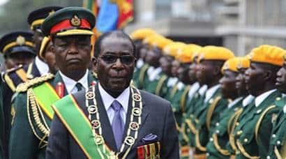 Zimbabwe President Robert Mugabe resignation