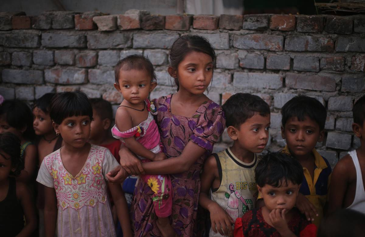 rohingya muslims, rohingya muslims delhi, rohingya muslims delhi refugees, Khajoori Khas rohingya refugees