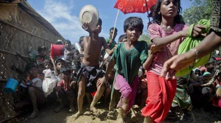 Myanmar military denies atrocities against Rohingya Muslims