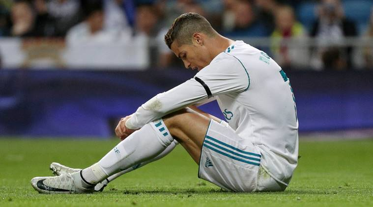 Cristiano Ronaldo reportedly plans to leave Real Madrid