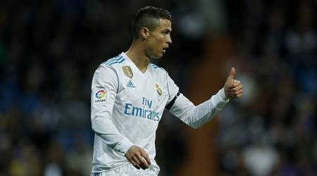 Want seven children and seven Ballon d'Ors, says Cristiano Ronaldo