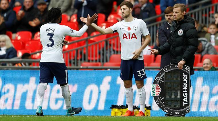 Tottenham Hotspur ready to chase down Premier League leaders Manchester City, says Danny Rose