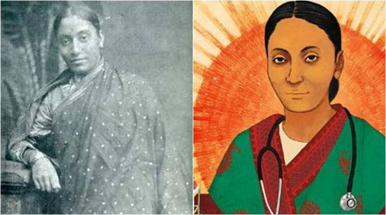 rukhmabai raut, rukhmabai raut doodle, google doodle today, who is rukhmabai raut, who is rukhmabai raut google doodle, rukhambai raut history, life of rukhmabai raut, indian express, indian express news