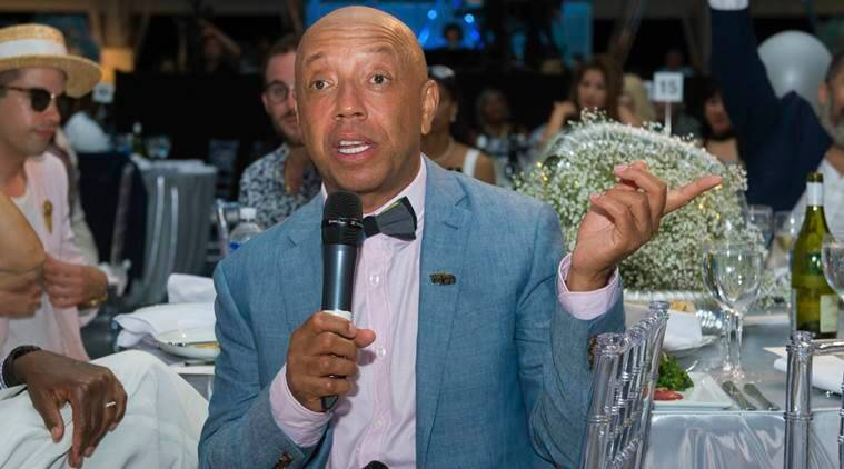 Russell Simmons' accuser says