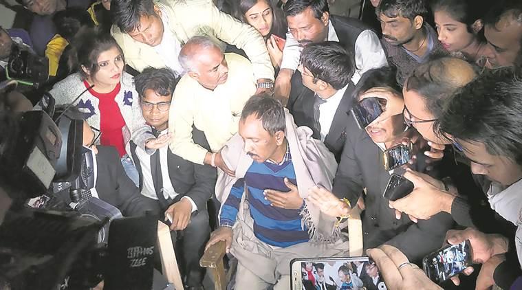 Pradyuman Thakur murder case bus conductor Ashok Kumar