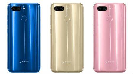 Gionee, Gionee S11 price in India, Gionee S11 specs, Gionee S11s price in India, Gionee S11s specs, Gionee M7 Plus price in India, Gionee M7 Plus specs, Android