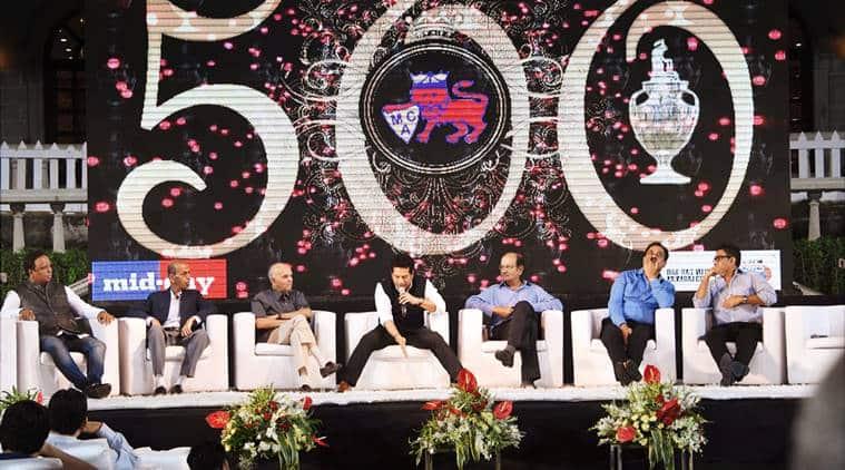 Sachin Tendulkar, Sachin Tendulkar India, Sachin Tendulkar Mumbai, Ranji Trophy 2017, sports news, cricket, Indian Express
