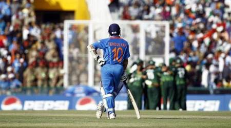 Sachin Tendulkar's No.10 jersey in Indian cricket could be thing of past