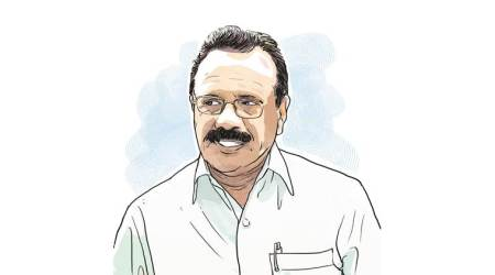 D V Sadananda Gowda orders ban on bouquets