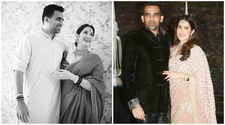 Zaheer Khan Marriage Videos Sagarika Ghatge weds Z...