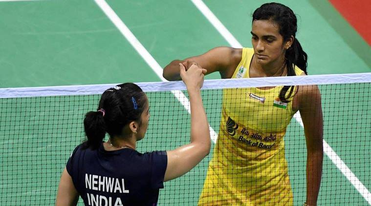 PV Sindhu vs Saina Nehwal, Senior Badminton national championship, Sindhu Saina, sports news, badminton, Indian Express
