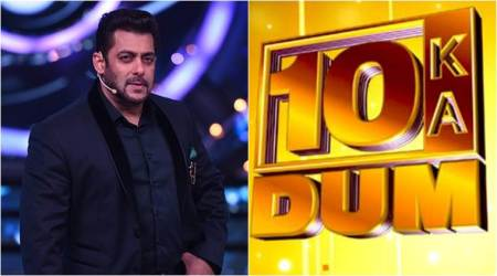 10 Ka Dum will come back with Salman Khan