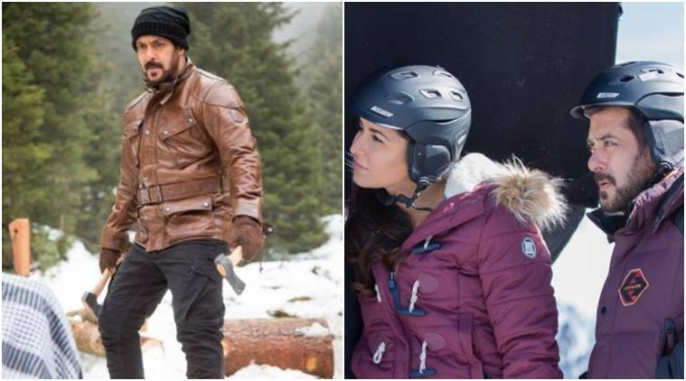 Salman-Katrina courageous extreme cold for `Tiger Zinda Hai`