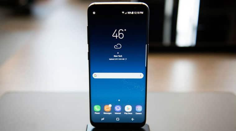 Galaxy S9, Galaxy S9 display, Galaxy S9 CES 2018, Samsung Galaxy S9 release date, Galaxy S9 price in India, iPhone X, Mi Mix 2, Samsung