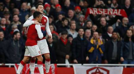 Arsenal beat Tottenham 2-0: As it happened